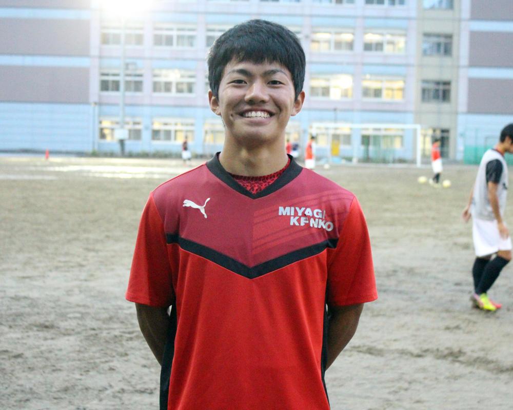 【宮城県工業高校サッカー部】中村亮のキャプテンはつらいよ!?