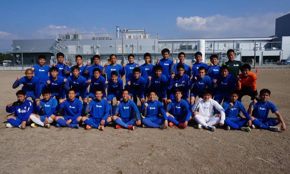 鹿児島城西高校サッカー部あるある「伝統の駆足呼唱!」