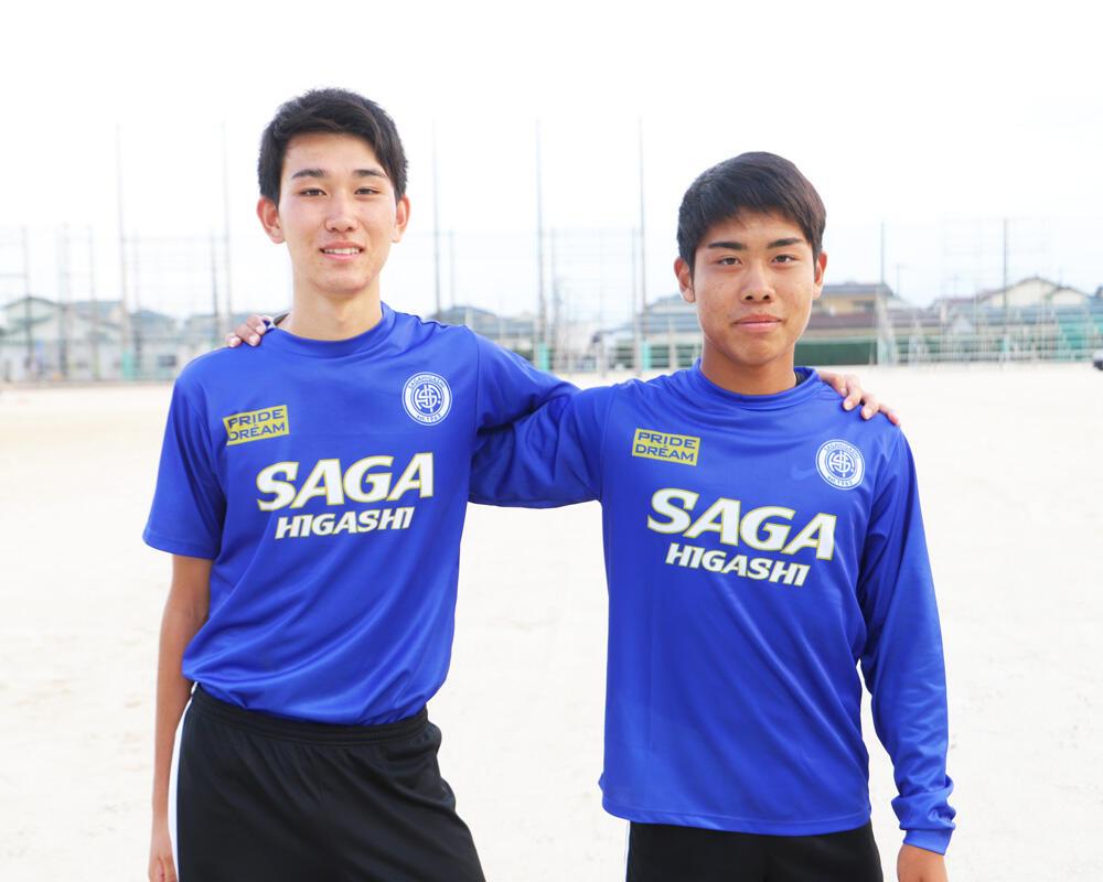 何で佐賀の強豪・佐賀東高校サッカー部を選んだの?「このチームで頑張りたいなと思ったので、親とも話し合った結果、佐賀で頑張ろうと決意しました」【2020年】