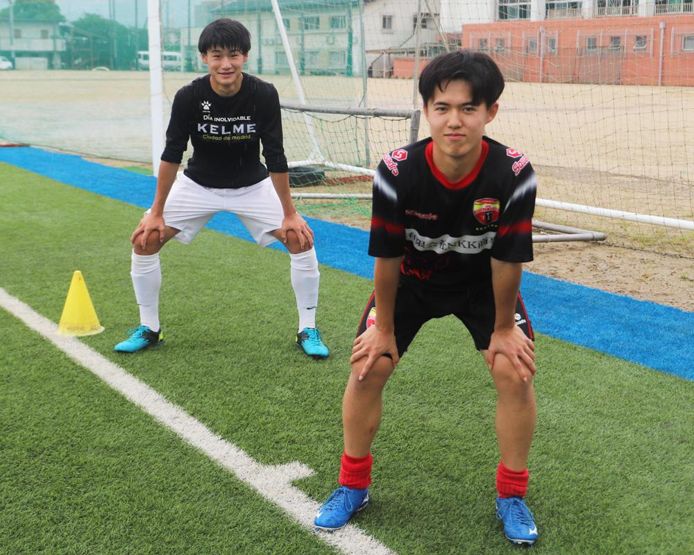 何で奈良の強豪・一条サッカー部を選んだの?|大谷泰雅、樋口翔大編【2020シーズン始動!】
