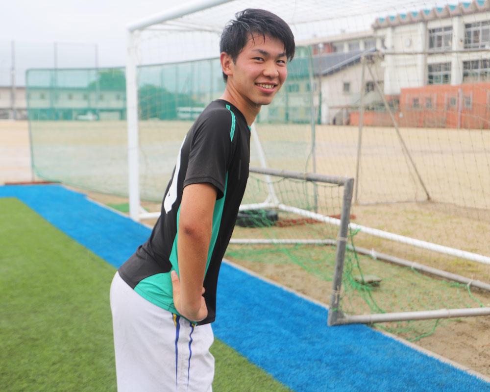 奈良の強豪・一条サッカー部|フィジカルモンスターは篠原槙!【2020シーズン始動!】
