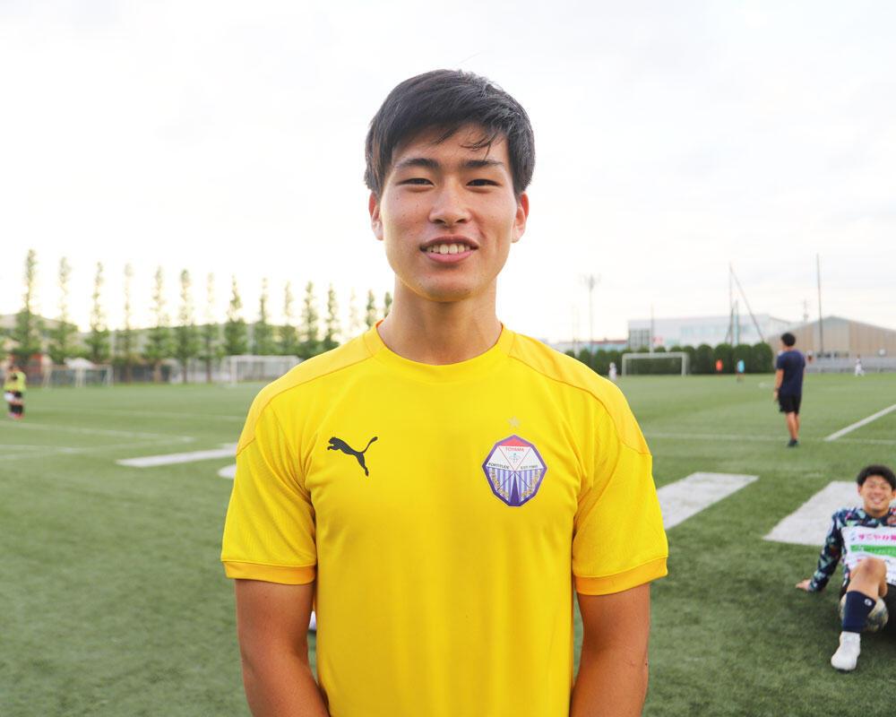富山の強豪・富山第一高校サッカー部のキャプテンはつらいよ!?「一人で背負い込んだりしますが、苦しんだ分だけ結果が出た時は以前よりも喜びは大きい」【2020年】