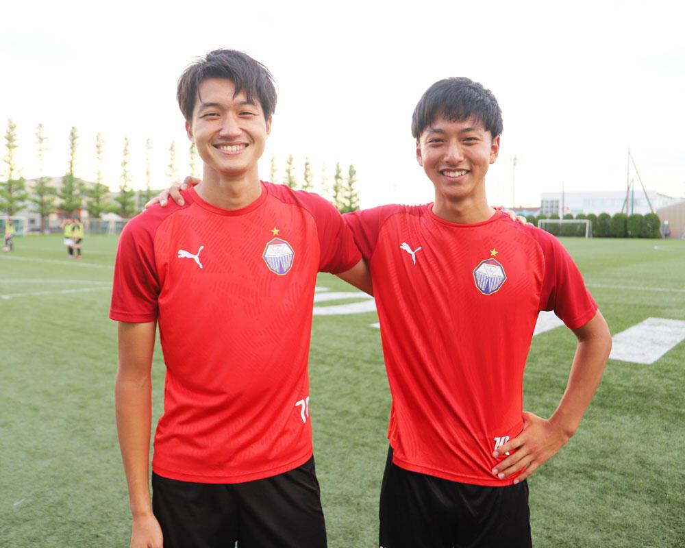 富山の強豪・富山第一高校サッカー部を選んだの?「自分の夢であるプロサッカー選手になれる可能性が一番高い高校だと思いました」【2020年】