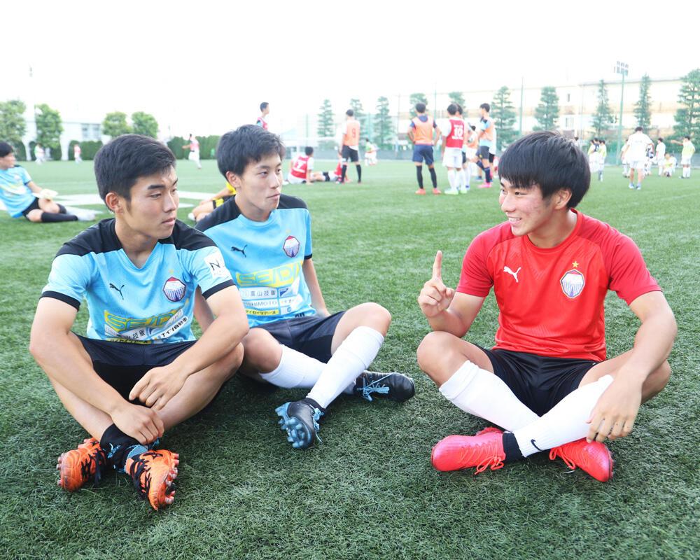 富山第一高校サッカー部あるある「THIS IS TOMIICHIに触るとテンション上がりがち」【2020年】