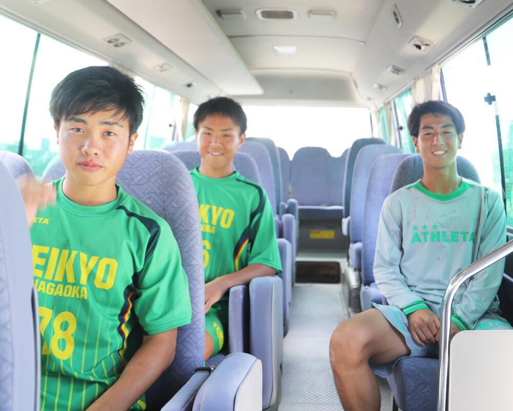 帝京長岡高校サッカー部あるある「コーチの名前間違いに戸惑いがち」【2020年】