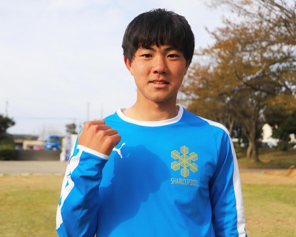 【2021年 始動!】福井の強豪・福井商業高校サッカー部のキャプテンはつらいよ!?「自分も落ち込んでしまいがちなので、苦しい時に鼓舞できる選手になりたい」