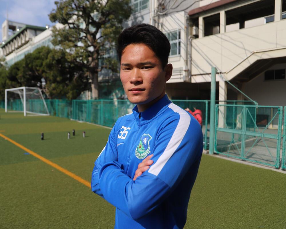 【2021年 始動!】大阪の強豪・大阪産業大学附属高校サッカー部のキャプテンはつらいよ!?「全員で同じ目標に向かって頑張っていく楽しさを今まで以上に感じるようになりました」