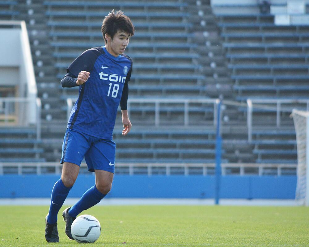 神奈川の強豪・桐蔭学園高校サッカー部|エースストライカー・立石宗悟の誓い「チームが苦しい状況でもゴールに自分が向かうことによって、流れを変える」【2020年 第99回全国高校サッカー選手権 出場校】