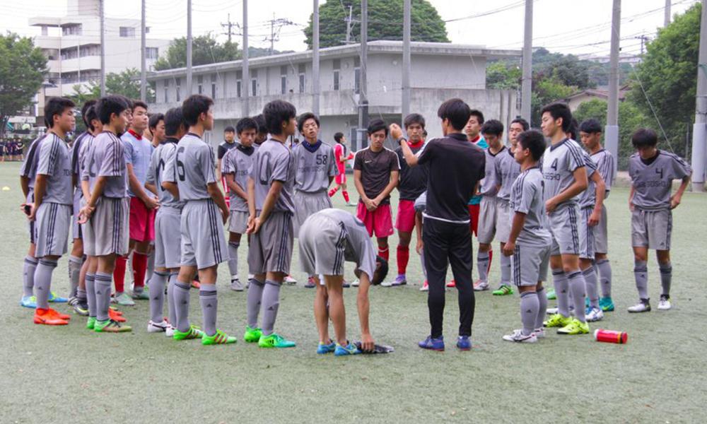 東海大熊本星翔高校サッカー部あるある「力が出る魔法の言葉」