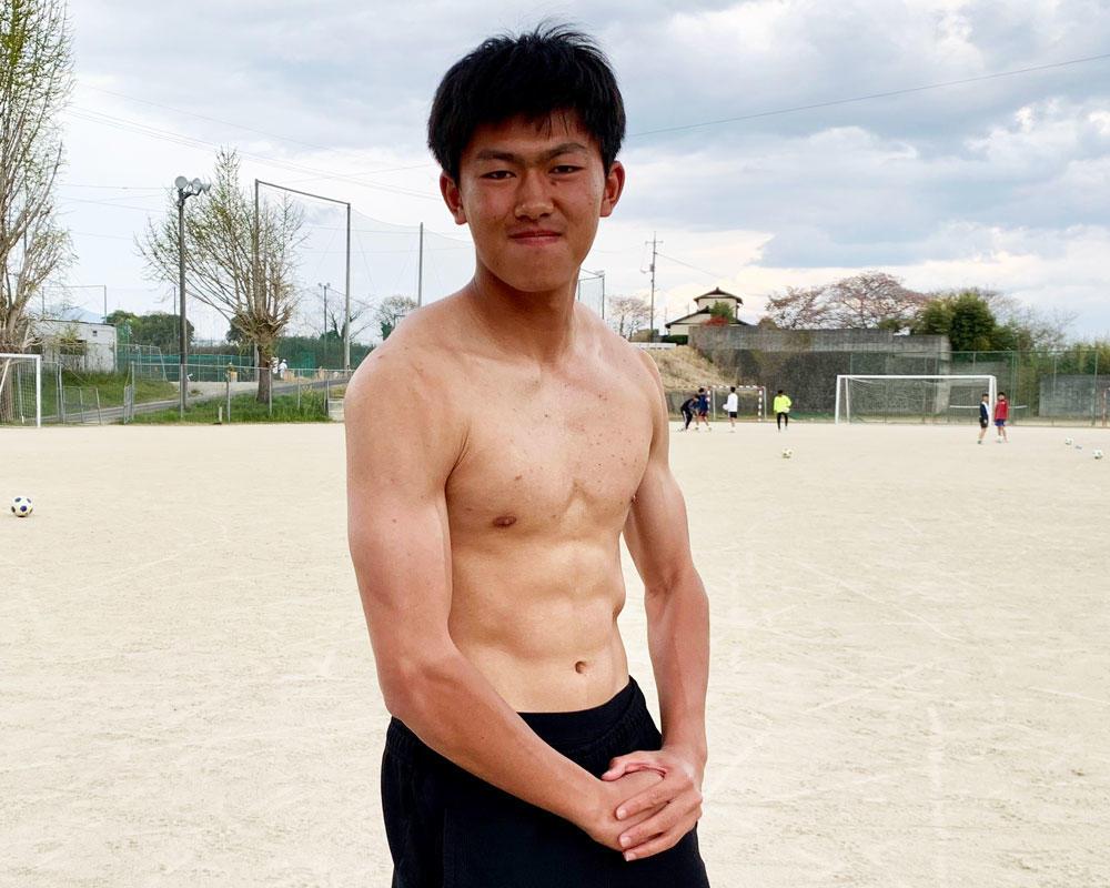 【2020シーズン始動!】岡山の強豪・作陽サッカー部|フィジカルモンスターは森本匠!