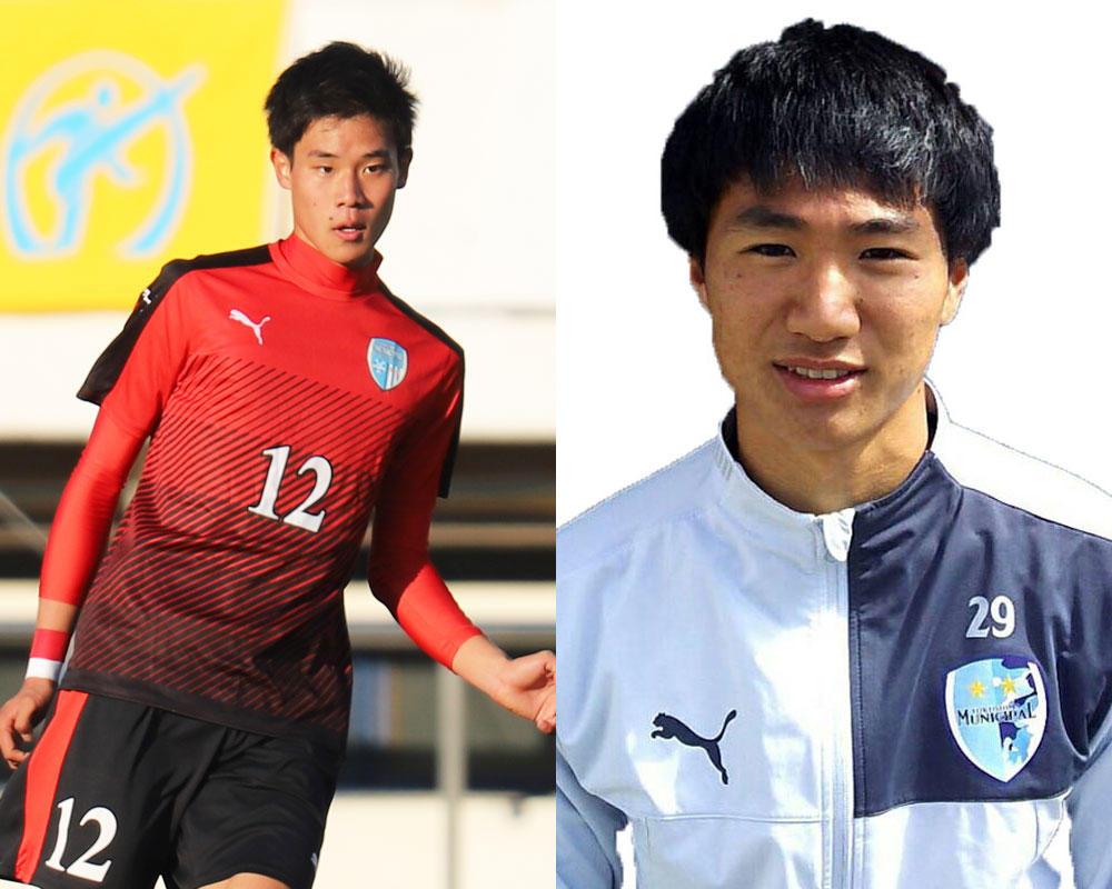 【2020シーズン始動!】何で徳島の強豪・徳島市立サッカー部を選んだの?|三倉頼真、渡邉浩章編