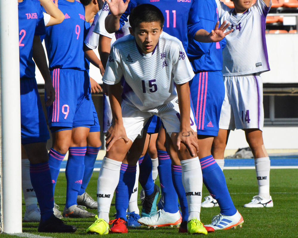 東京の強豪・堀越高校サッカー部|エースストライカー・尾崎岳人の誓い「一発でも決めて勝てれば、自分がヒーローになれる」【2020年 第99回全国高校サッカー選手権 出場校】