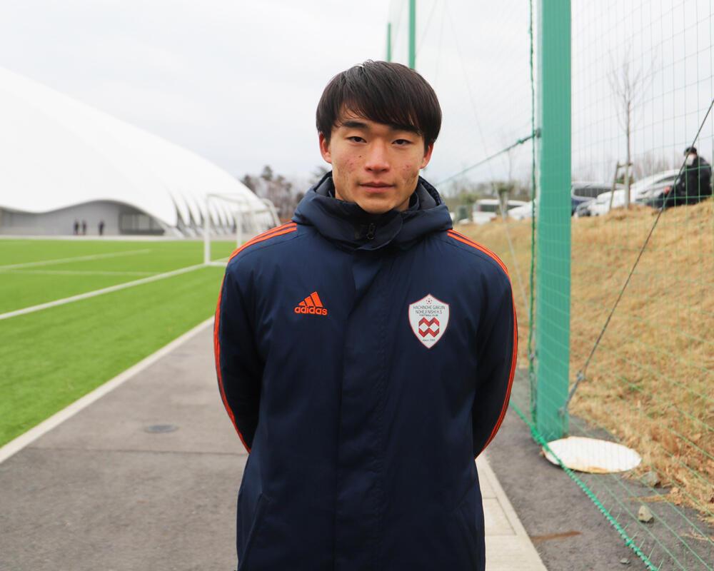 【2021年 始動!】何で青森の強豪・八戸学院野辺地西高校サッカー部を選んだの?「県内のメンバーで青森山田に勝ちたいと思ったのがきっかけです」