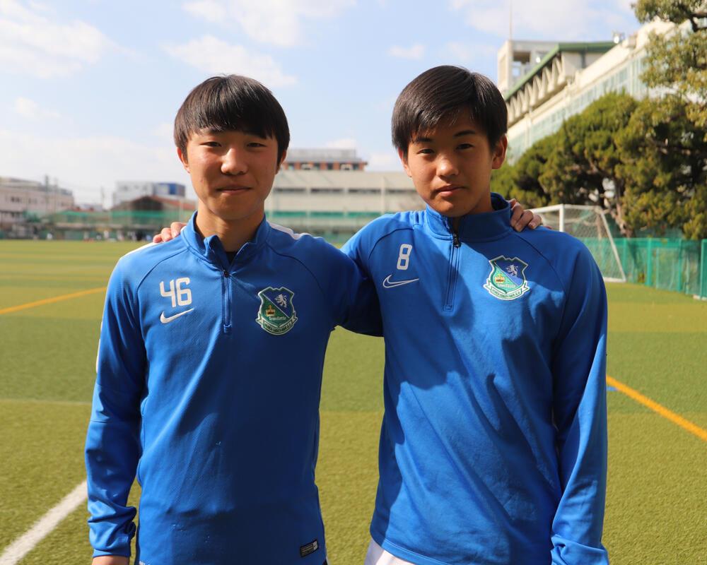 【2021年 始動!】何で大阪の強豪・大阪産業大学附属高校サッカー部を選んだの?「一人で練習参加した僕に対して先輩が気さくにしゃべりかけてくれました」