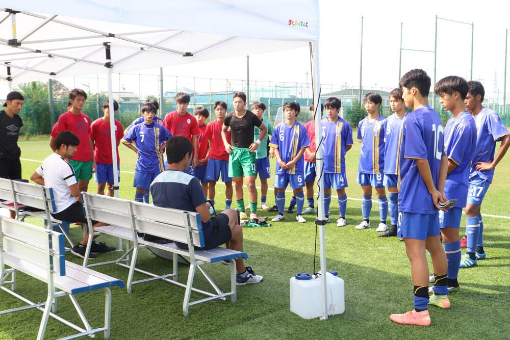 阪南大学高校サッカー部あるある「遠征の前は一発ギャグで弾みをつける」【2020年】