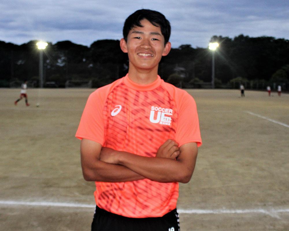 埼玉の強豪校・浦和東高校サッカー部・金子将也のキャプテンはつらいよ!?