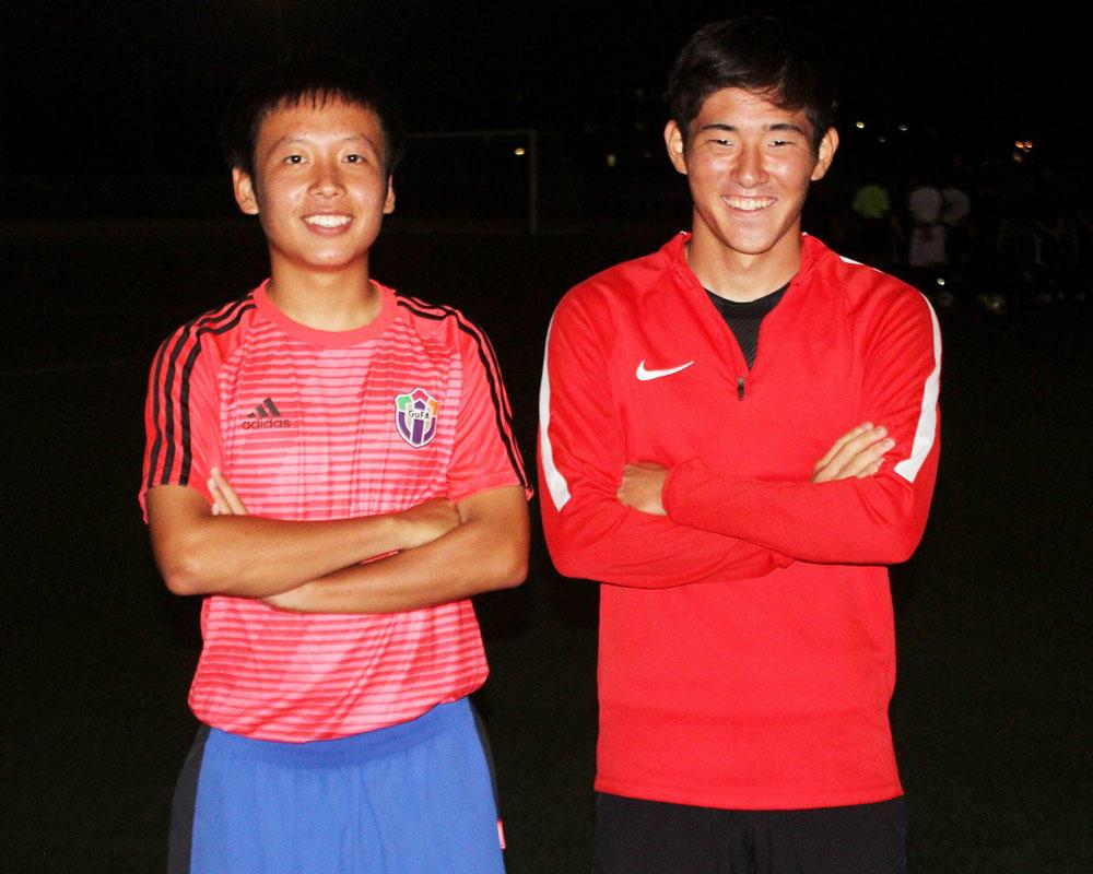 桐生第一高校サッカー部あるある「自転車移動で足腰が鍛えられる」