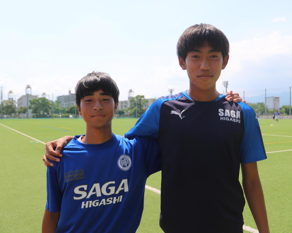 【2021年】何で佐賀の強豪・佐賀東高校サッカー部を選んだの?「コーチから『本気でサッカーをやりたいなら、佐賀東は良いと思うよ』と薦めてもらった」【インターハイ佐賀予選優勝校】