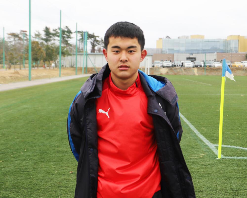 【2021年 始動!】何で山形の強豪・日大山形高校サッカー部を選んだの?「試合に出て自分が活躍できるチームに行きたいと考えていました」