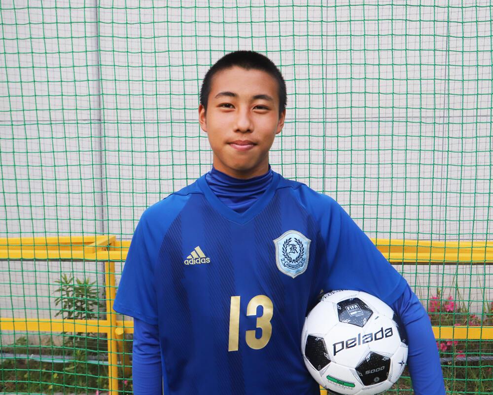 【2021年 始動!】大阪の注目校・興國高校サッカー部|エースストライカー・永長鷹虎の誓い「何か一つできるだけでなく、何でもできるストライカーになりたい」