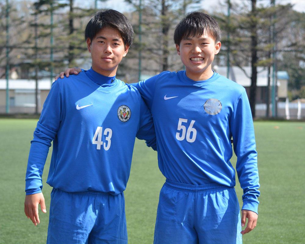 【2020シーズン始動!】何で千葉の名門・市立船橋サッカー部を選んだの?|松本海槻、佐久間賢飛編
