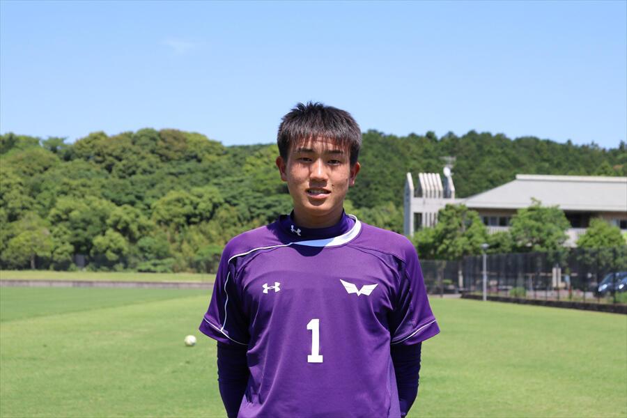 【2021年 始動!】長崎の強豪・創成館高校サッカー部のキャプテンはつらいよ!?「チームをまとめる存在にならなければと思っていたので、キャプテンを引き受ける覚悟は持っていました」