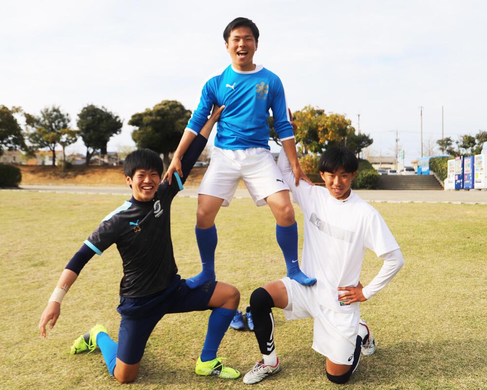 【2021年 始動!】福井の強豪・福井商業高校サッカー部あるある「大会前になるとジェッツに応援してもらえる」