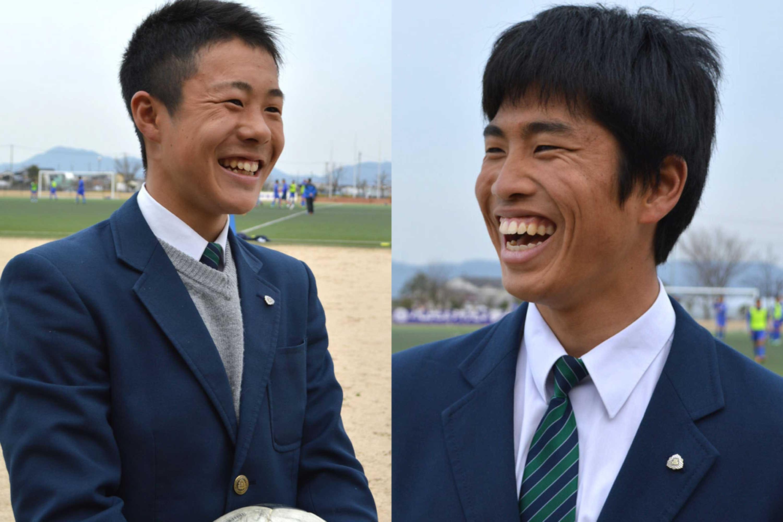 玉野光南高校サッカー部に聞いた!なんでこの学校を選んだの!?