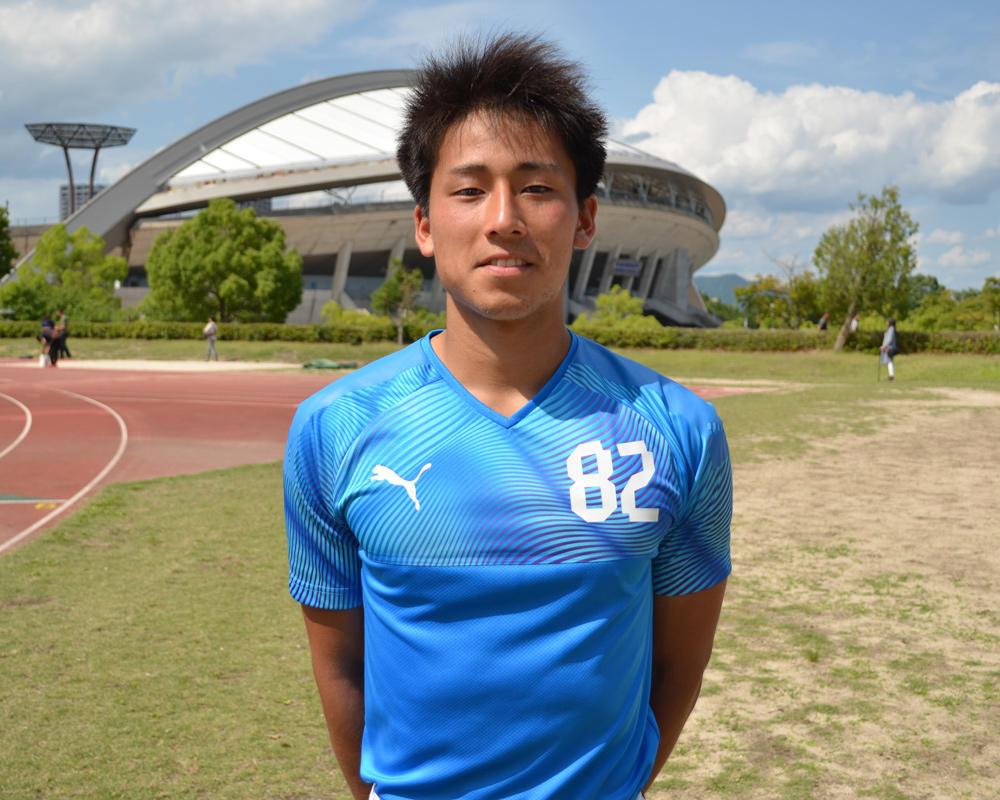 鳥取の名門校・米子北高校サッカー部・田中秀磨のキャプテンはつらいよ!?【2019 インターハイ出場校】