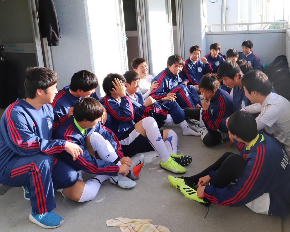 強豪・和歌山北サッカーの練習に密着!(22枚)【高校サッカー選手権 2018】