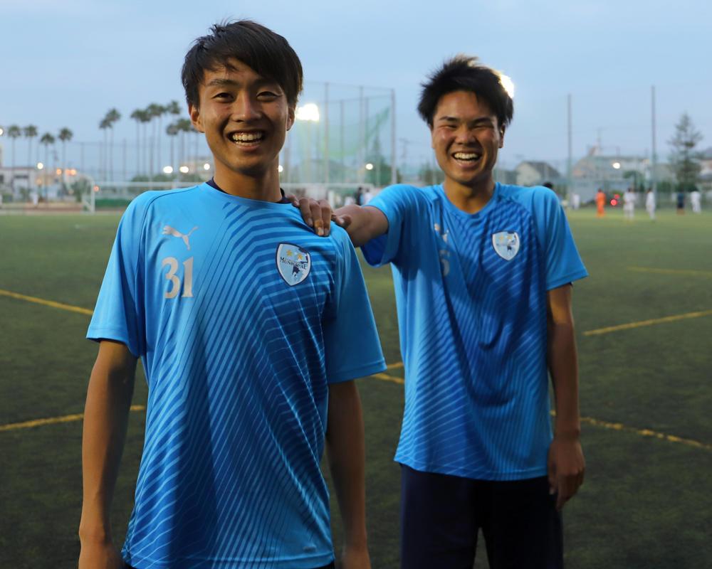 土田桜介と中田舜貴は何で徳島の強豪・徳島市立高校サッカー部を選んだのか?【2019 インターハイ出場校】