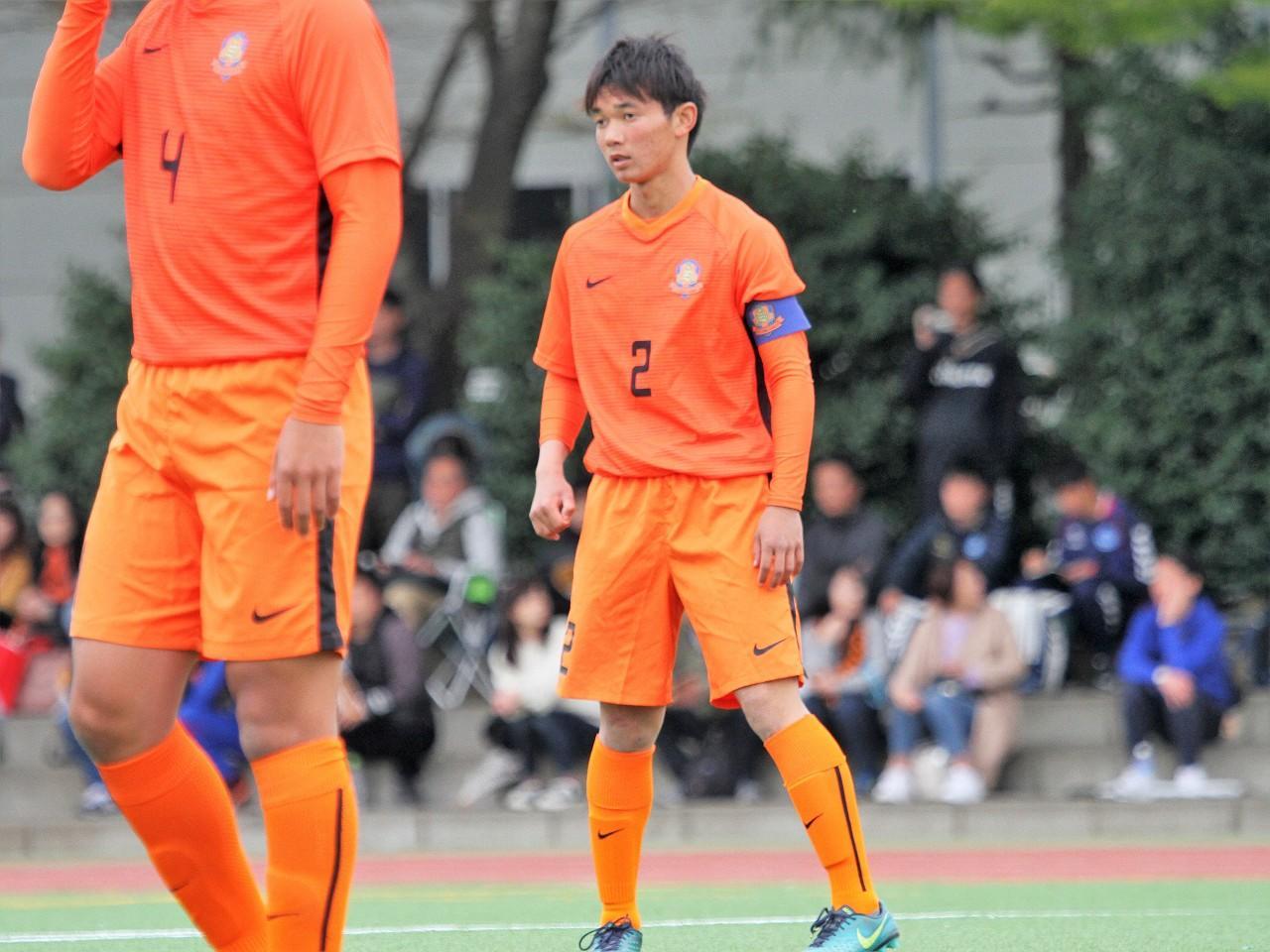 埼玉の注目校・埼玉栄高校サッカー部のキャプテンはつらいよ「栄は個性豊か。彼らをどうサッカーに集中させるか」