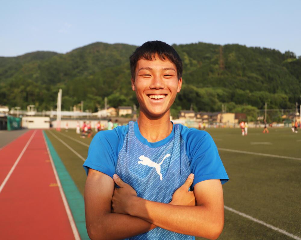 【2021年】京都の強豪・東山高校サッカー部|エースストライカー・藤枝康佑の誓い「本格的にFWとしてプレーするのは、3年生になった今年からです」【インターハイ京都予選優勝校】