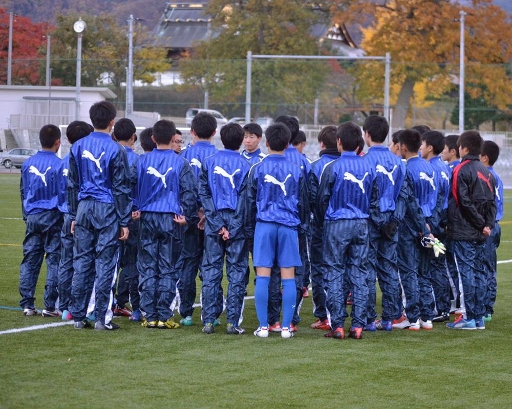 山形中央高校サッカー部あるある「登下校時、ゴリジャン着がち!」