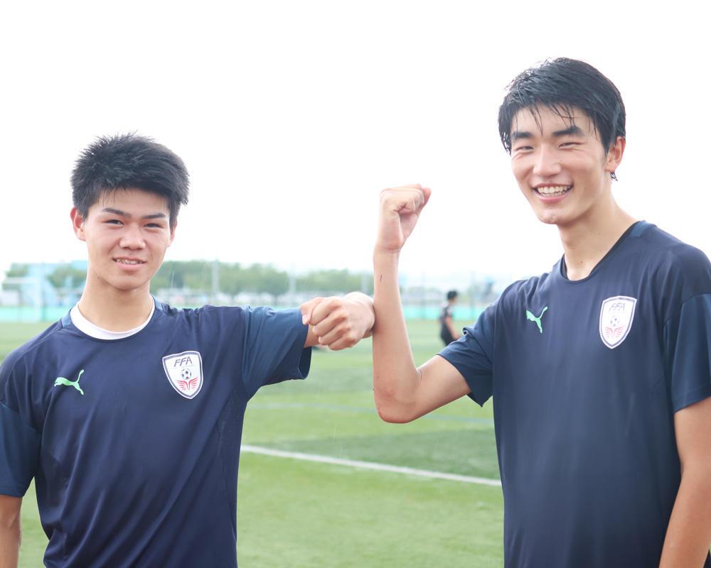 何で福井の強豪・丸岡高校サッカー部を選んだの?「丸岡は先輩も後輩も仲が良くて、みんな上手いのでサッカーをしていて楽しい」【2020年】