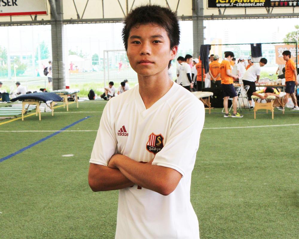 山口の強豪・西京高校サッカー部・石澤海人のキャプテンはつらいよ!?