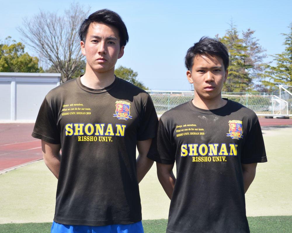 何で島根の強豪・立正大淞南サッカー部を選んだの?|吉田竜樹、日野康太編