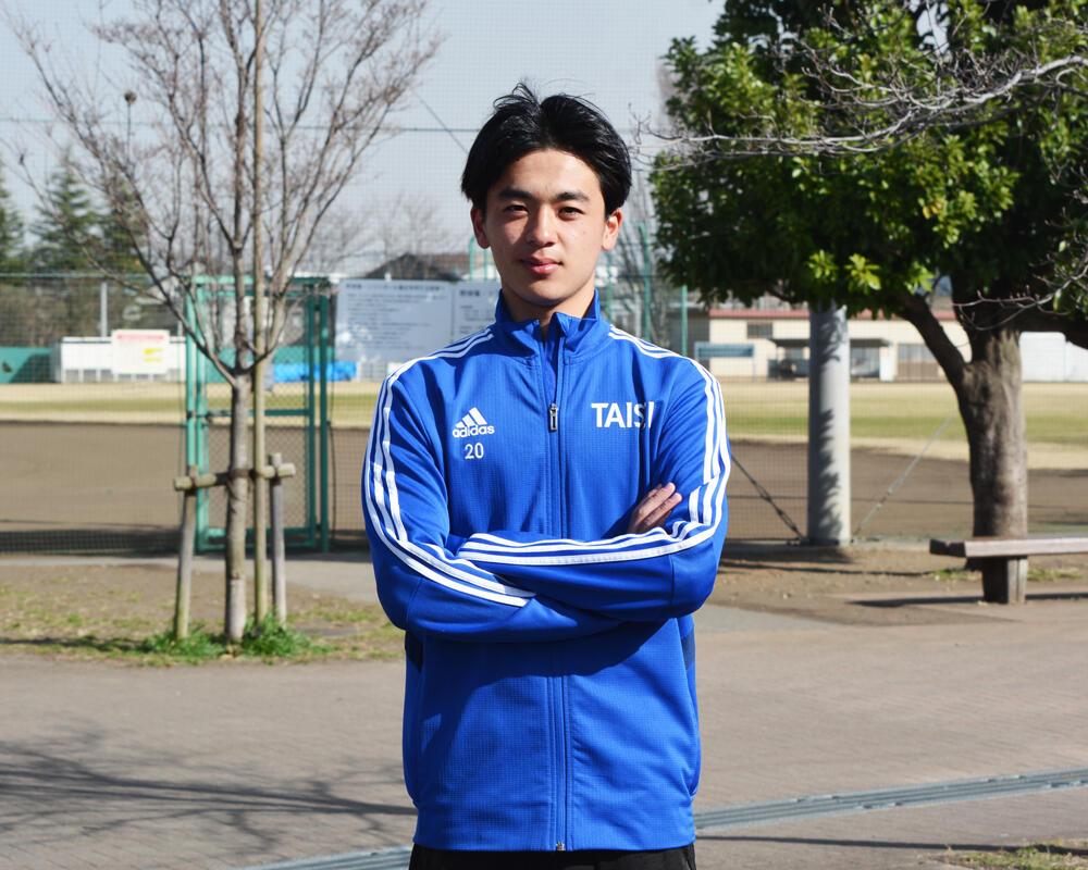 【2021年 始動!】東京の強豪・大成高校サッカー部のキャプテンはつらいよ!?「先輩たちのような選手になりたいと昨年の途中に気付き、そこを越えられる選手になりたかった」