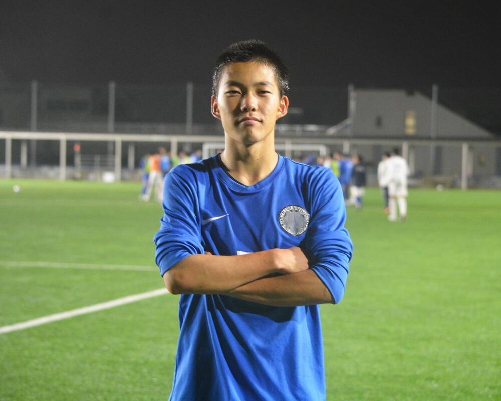 【2021年】千葉の名門・市立船橋高校サッカー部のキャプテンはつらいよ!?「副キャプテンの小笠原と一緒に、個人だけではなくチームとしてのサッカーノートをつけるようにしました。どう変わるかはわからないけど、今後はそれをやっていこうと思っています」