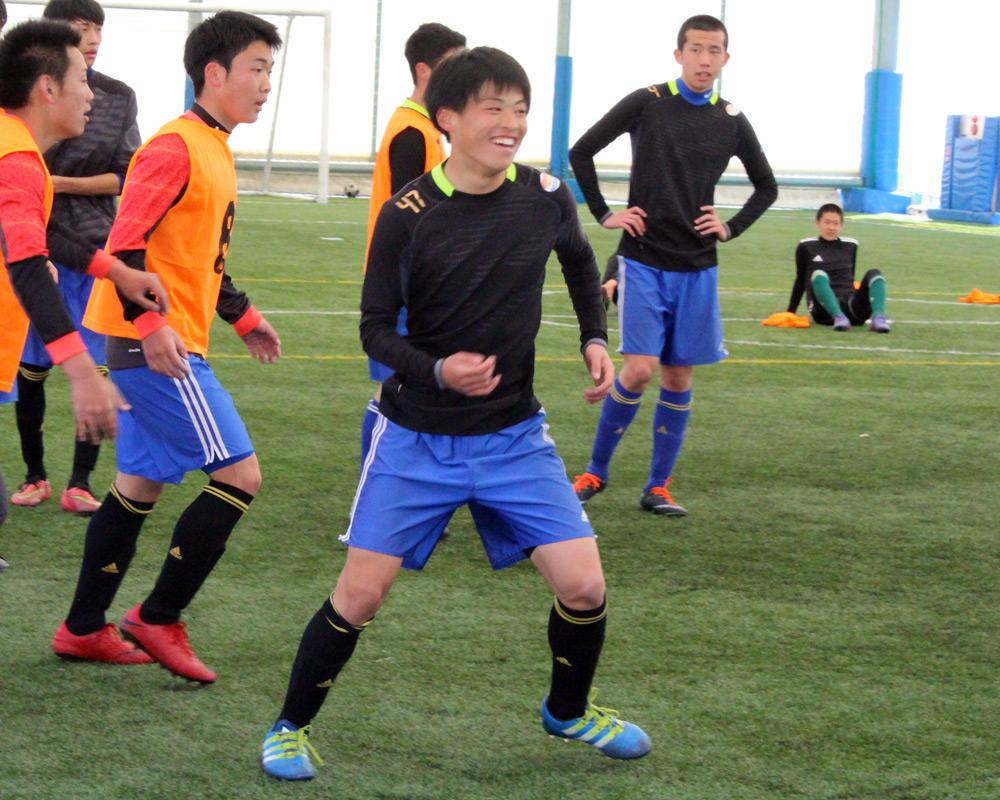 【仙台城南高校サッカー部】過悠来のキャプテンはつらいよ!?