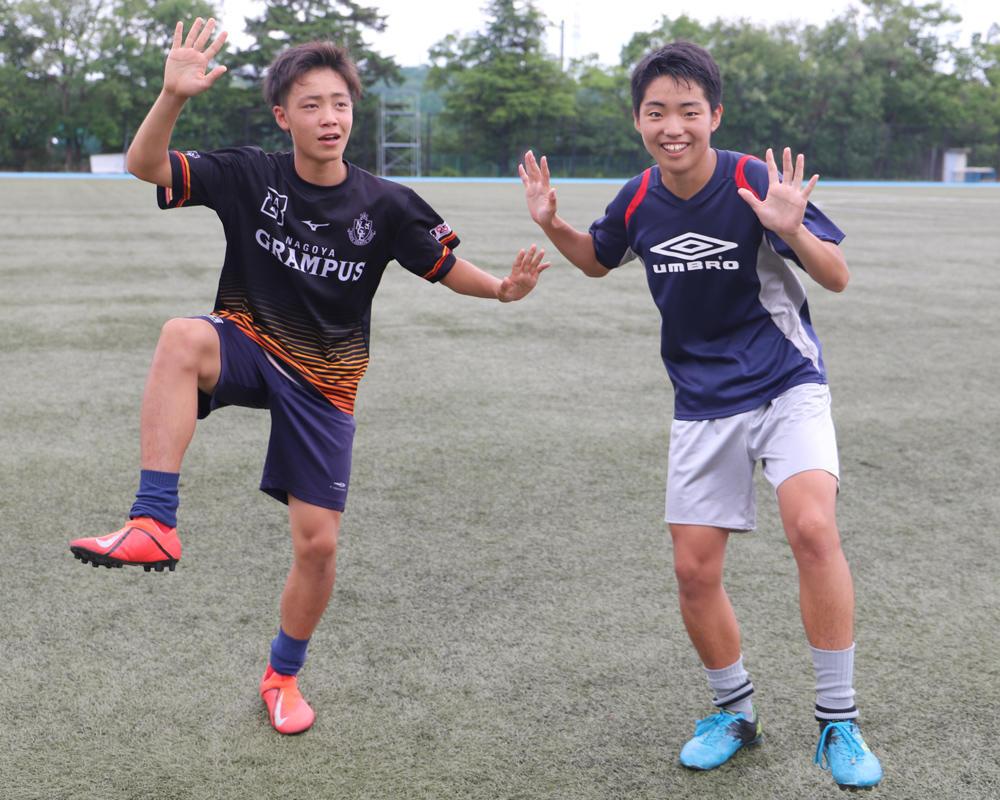 溝手日奈太と原田健太郎は何で兵庫の強豪・三田学園高校サッカー部を選んだのか?【2019 インターハイ出場校】