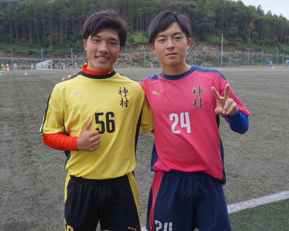何で神村学園高校サッカー部を選んだの?「離島出身で自分がどれだけできるか勝負したかった」【高校サッカー選手権 2018】