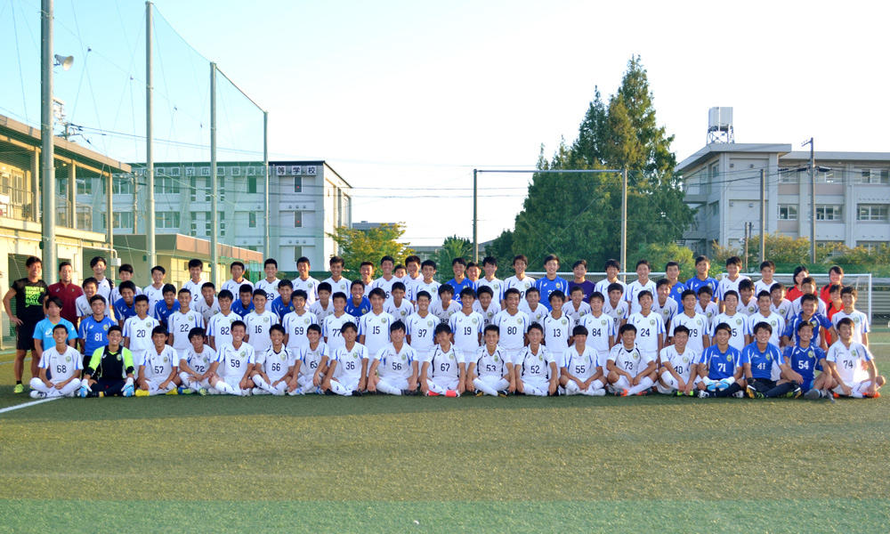 広島皆実高校サッカー部あるある「OBはオーラがすごい&いい匂い!」