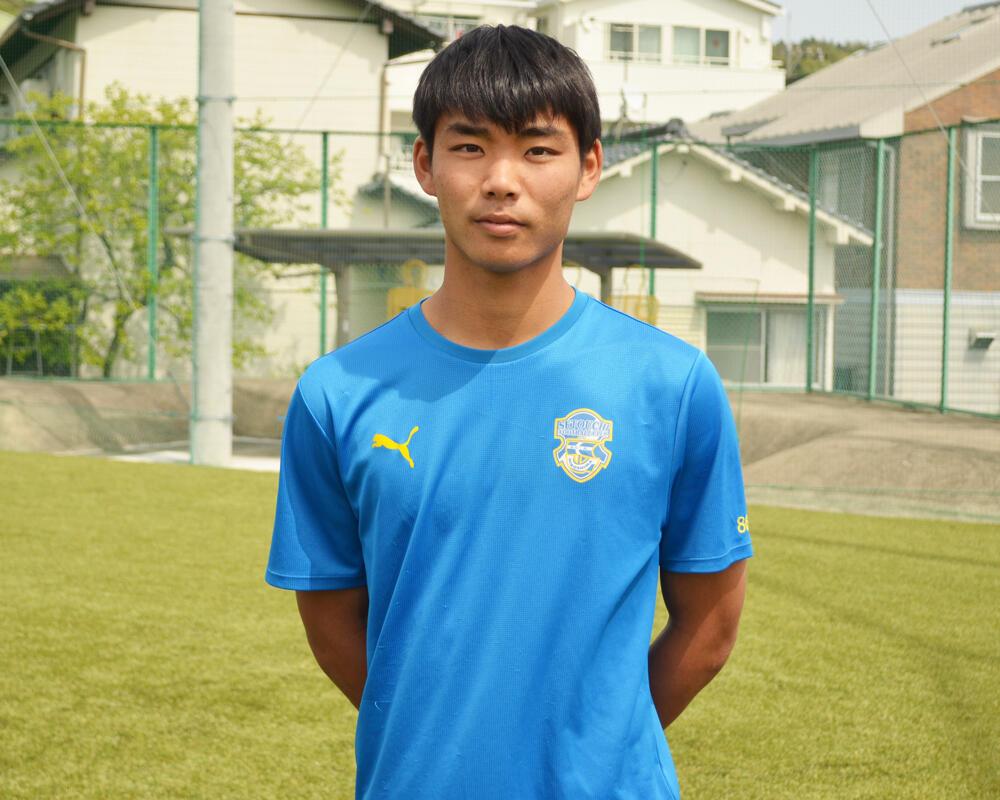 【2021年 始動!】広島の強豪・瀬戸内高校サッカー部|エースストライカー・風呂迫恵人の誓い「一つひとつのプレーをていねいにやりながら、チャンスを決めていきたい」