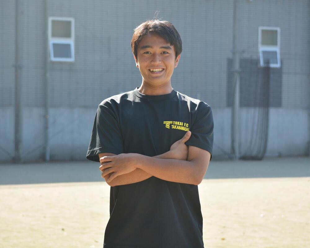 【2021年 始動!】東京の強豪・東海大高輪台高校サッカー部のキャプテンはつらいよ!?「みんなに助けてもらっているので本当に感謝しかありません」