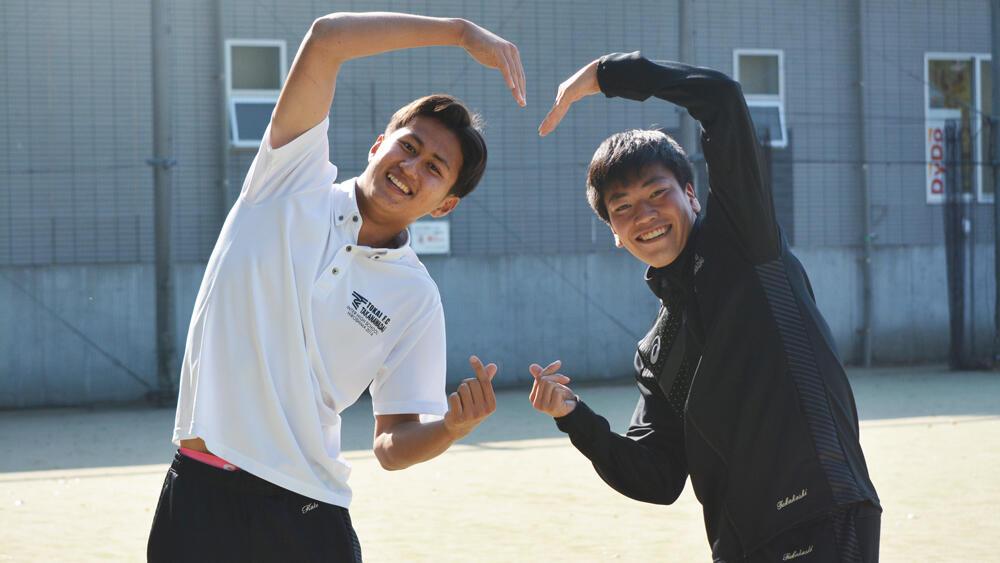 【2021年 始動!】何で東京の強豪・東海大高輪台高校サッカー部を選んだの?「高校の進学先が全く決まっていない状態でどうすべきか悩んでいたので、川島先生からの誘いがすごく嬉しかった」