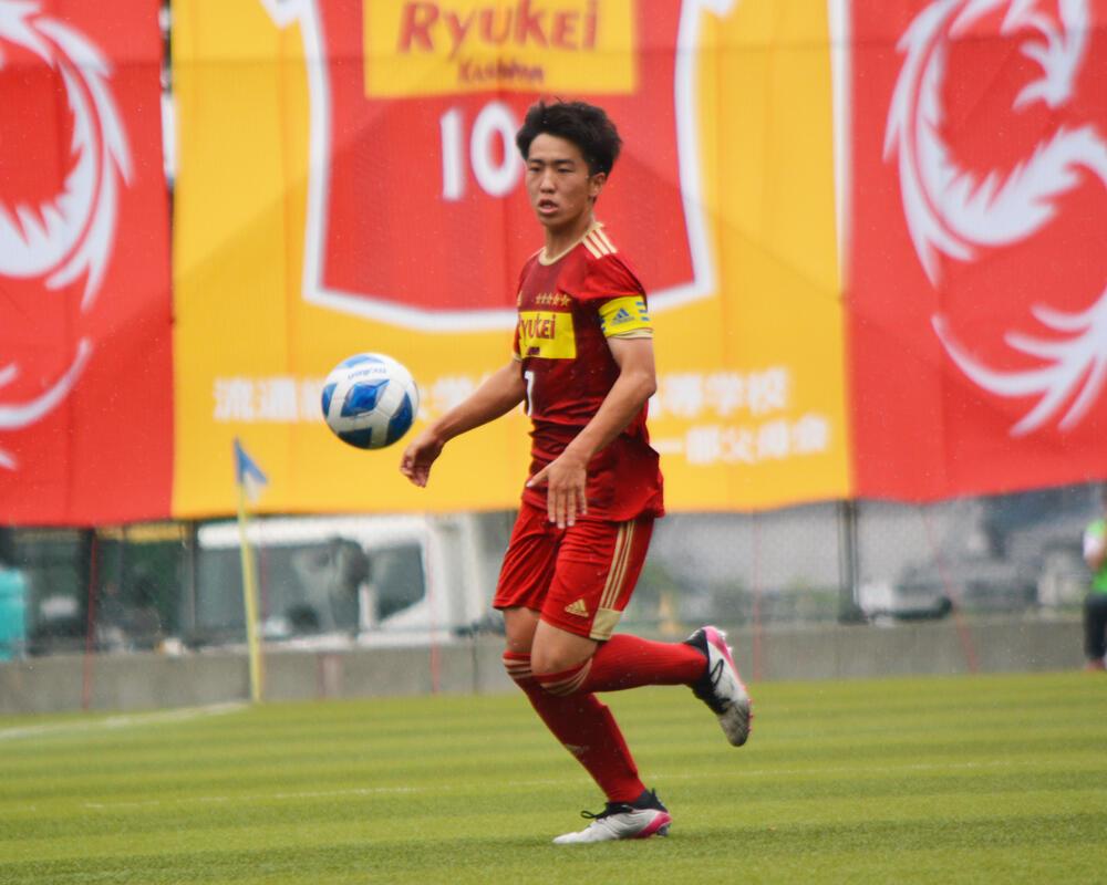 【2021年 始動!】千葉の強豪・流通経済大付属柏高校サッカー部のキャプテンはつらいよ!?「自分たちの代で全国に行きたいという想いからキャプテンをやると決めました」