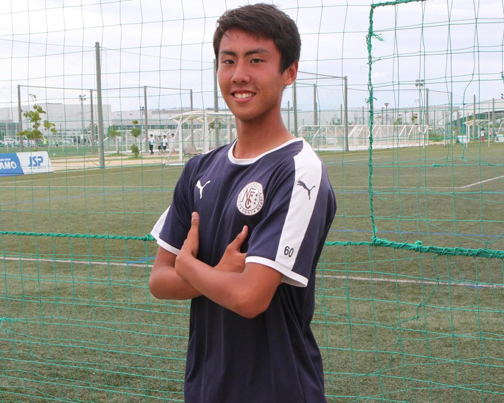 千葉の強豪校・習志野高校サッカー部・間山和真のキャプテンはつらいよ!?