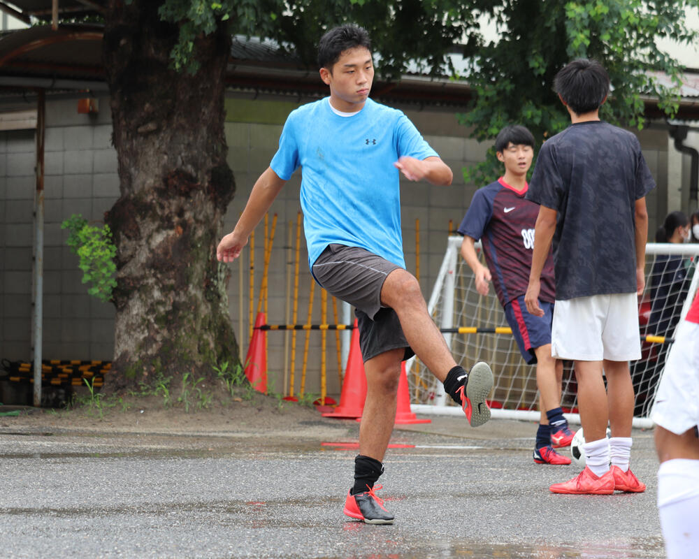 愛知の強豪・刈谷高校サッカー部|和田健人のキャプテンはつらいよ!?後編「自分たちで考えて、実行することは将来にもつながる」【2021年】