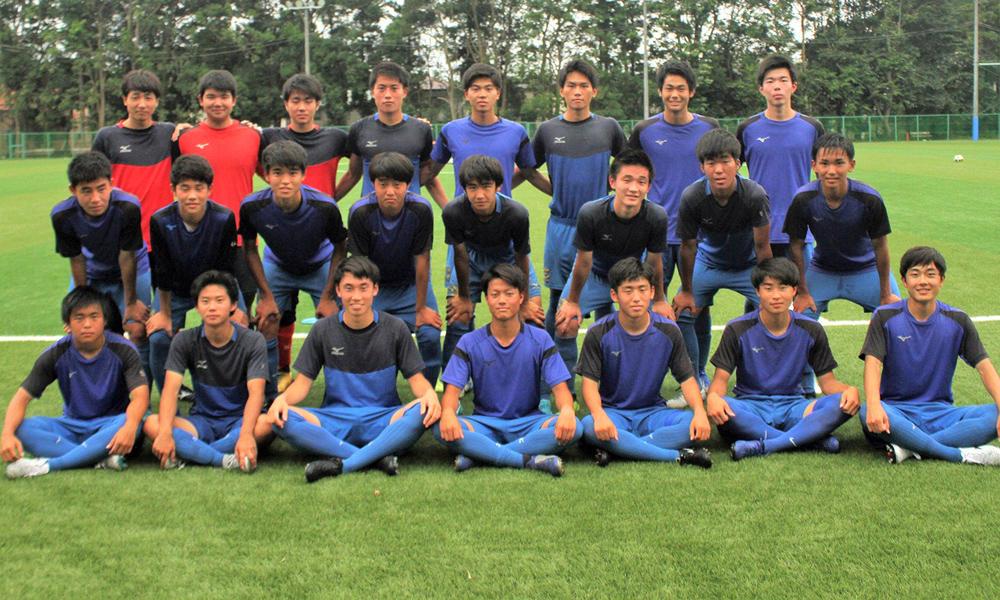 日体大柏高校サッカー部あるある「試合前に部室で応援が始まる!」【2019 インターハイ出場校】